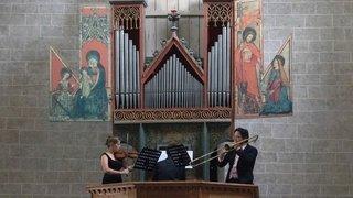 Festival international de l'orgue de valère