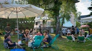Monthey: le Mirage, une oasis urbaine éphémère pour se ressourcer, se divertir, se rencontrer ou s'instruire