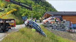 Vionnaz/Torgon: grave accident de la route