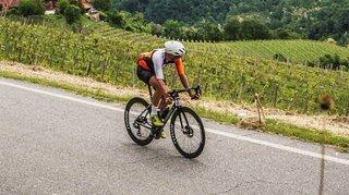 Cyclisme: trois sur trois pour le Valaisan Raphaël Addy en Italie