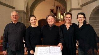 Concert de l'ensemble Voskresenié