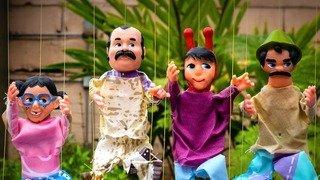 Atelier pour les enfants: Atelier de Marionnettes