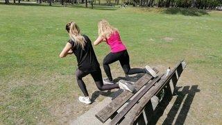 Cours collectif de CrossFooting : course & fit !