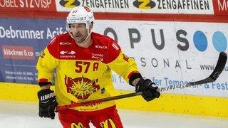Hockey: Goran Bezina jouera une troisième saison d'affilée avec le HC Sierre