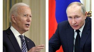 Joe Biden rencontrera Vladimir Poutine le 16 juin à Genève, la Suisse se réjouit