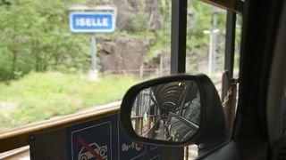 Le BLS renforce son offre de train-autos