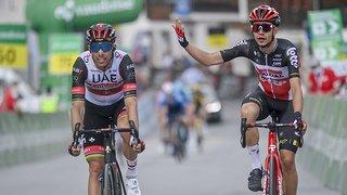 Cyclisme – Tour de Suisse: Kron hérite de la victoire dans la 6e étape