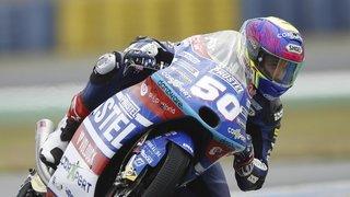 Motocyclisme: très grave accident pour le Suisse Jason Dupasquier, opéré en neurochirurgie
