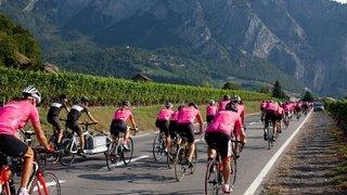La Cyclosportive des Vins du Valais