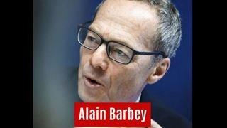 Les petites phrases d'AlainBarbey, directeur régional des CFF pour la Suisse romande