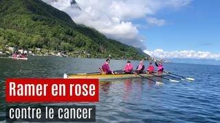 Ramer en rose contre le cancer du sein