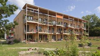 Le Parlement valaisan s'oppose à la création d'une loi pour encourager les coopératives d'habitation