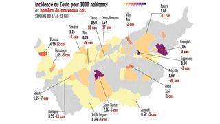 Coronavirus: 33000 Valaisans sur les listes d'attente des centres de vaccination pour une première dose