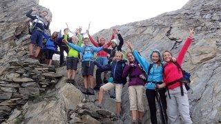 Jeunesse: formule inédite pour les séjours transfrontaliers autour du Mont-Blanc