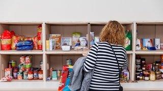 Massongex: l'épicerie solidaire répond à un besoin
