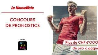 Football: pronostiquez l'Euro 2021 avec «Le Nouvelliste»!
