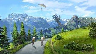 Région Dents du Midi: enfourchez votre e-bike pour une aventure en plein air truffée d'intrigues