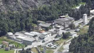 Valais: la Société suisse des explosifs a cartonné en 2020