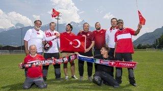 Euro 2021: les supporters turcs du Chablais face au scénario du pire avant Suisse -Turquie