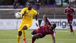 Football: pour le FC Martigny, les espoirs de maintien s'amenuisent