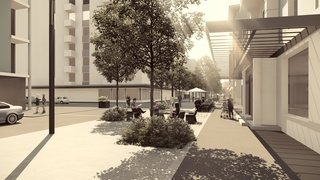 Martigny: quatre œuvres pour embellir la future avenue de la Gare