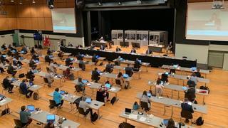 Comptes 2020, loup, criminalité, Rhône 3: les débats du Grand Conseil valaisan en un clin d'œil