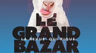 """Le Bouveret: le Théâtre du Croûtion revient en septembre avec """"Le Grand Bazar"""""""