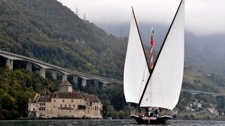 Port-Valais: quand la culture prend le large