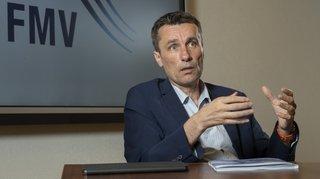 «Le Valais doit avoir le contrôle du joystick qui pilote tous les barrages.» La grande interview de Stéphane Maret, directeur de FMV