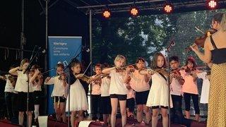 Martigny a reçu le label de l'Unicef «commune amie des enfants»