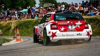 Rallye des Bornes: le Verbiérin Mike Coppens s'offre un premier succès
