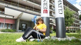 La Montheysanne Jenny Udriot mène un combat difficile contre le coronavirus