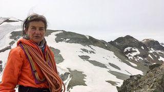 Himalaya: la guide valaisanne Josette Valloton au sommet de l'Everest