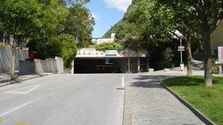 Sion: le parking de la Cible fermé au public pendant l'été