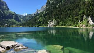 L'accès au lac et site protégé de Taney mieux régulé