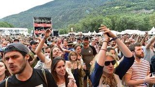 Musique: l'Open Air Gampel aura bien lieu cet été