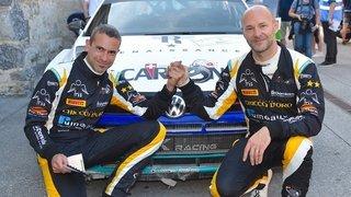 Rallye du Chablais: Sébastien Carron en a sec de la télé, il revient dans la réalité. Pour viser une 4e couronne?
