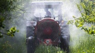 Interdiction des pesticides: le Valais dit non à 77%