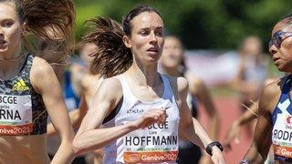Athlétisme: Lore Hoffmann disputera bien les Jeux olympiques de Tokyo