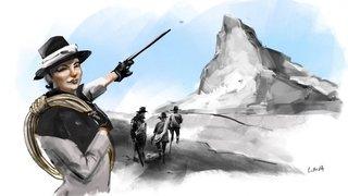 Zermatt: il y a cent cinquante ans, le Cervin était gravi pour la première fois par une femme