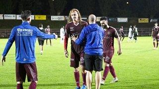 Football: battu, Martigny peut encore y croire