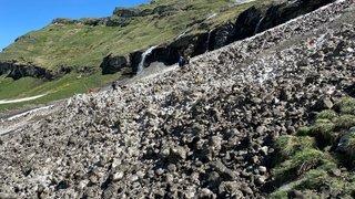Avalanche de Mauvoisin: «Des coulées peuvent descendre, même l'été», met en garde Pierre Mathey