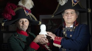 Ils sont passionnés, descendant ou archiviste et nous racontent Napoléon en Valais