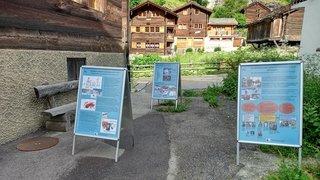 Les Haudères: tout un village présente la gestion des avalanches