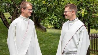 Saillon: il était une foi… Simon et Valentin Roduit, les frères ordonnés prêtres le même jour