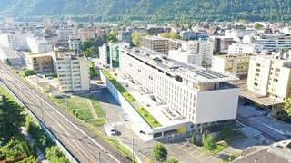 Martigny: 68 nouveaux lits EMS à l'entrée de la ville, la situation se détend sur le front de l'accueil des aînés