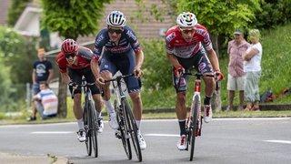 Cyclisme: Simon Pellaud, ce titre qui se refuse à lui
