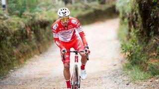 Cyclisme: «Cette fois, je n'ai pas le moindre regret», assure Simon Pellaud