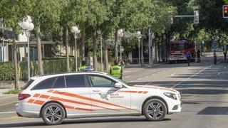 Sion: mobilisation policière et bouclage d'un secteur pour un colis suspect