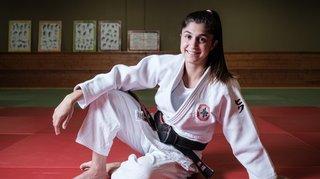 Judo: Priscilla Morand, un petit bout de femme qui inspire le respect sur un tatami